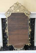 Load image into Gallery viewer, Early 20th Century Ormolu Wall Mirror