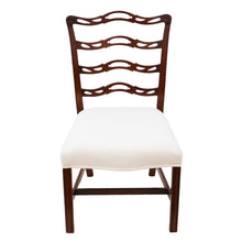 Load image into Gallery viewer, Set of 5 Georgian Revival Mahogany Dining Chairs c1900