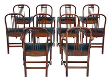 Load image into Gallery viewer, 19th Century Mahogany Dining Chairs