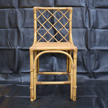 Load image into Gallery viewer, Cane & Bergere Desk & Chair