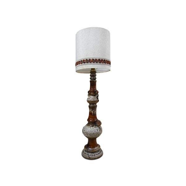 Retro West German Standard Lamp