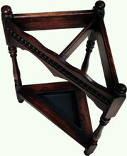 Load image into Gallery viewer, Edwardian Corner Stick Stand c1910