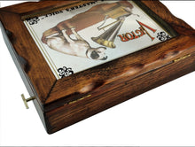 Load image into Gallery viewer, HIS MASTERS VOICE (HMV) Musical Jewellery Box