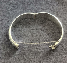 Load image into Gallery viewer, Birmingham 1956 Silver Bangle