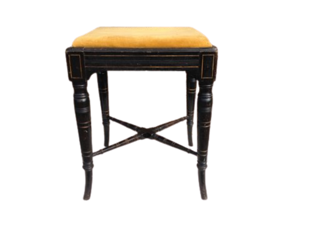 Arts and Craft's Dressing Stool