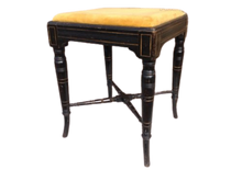 Load image into Gallery viewer, Arts and Craft's Dressing Stool