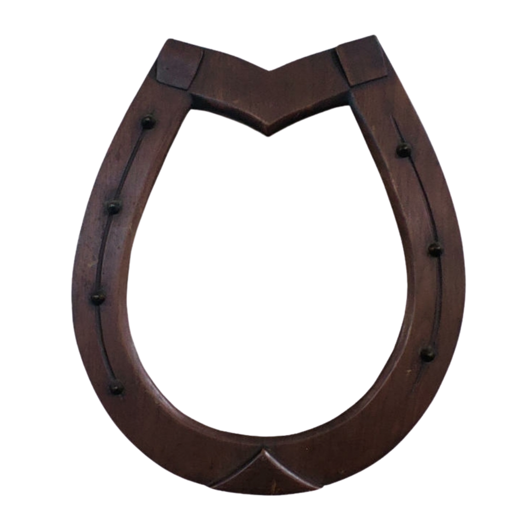 Horse Shoe Shaped Mirror