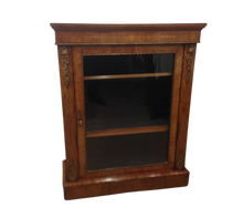 Load image into Gallery viewer, Victorian Walnut Pier Cupboard