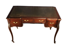 Load image into Gallery viewer, Victorian Mahogany French Style Desk