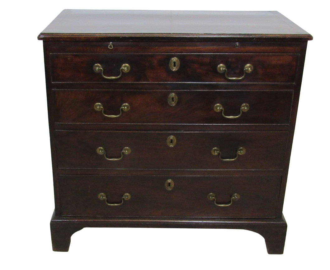 Lovely Small Georgian Chest