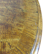 Load image into Gallery viewer, Superb Pollard Oak Centre Table