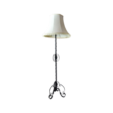 Load image into Gallery viewer, Wrought Iron Standard Lamp
