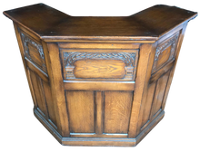 Load image into Gallery viewer, 1930 Oak Home Bar