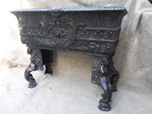 Load image into Gallery viewer, French Cast Iron Planter. Circa 1900 - The Vintage Look Henely