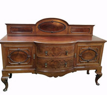Load image into Gallery viewer, Victorian Mahogany Sideboard