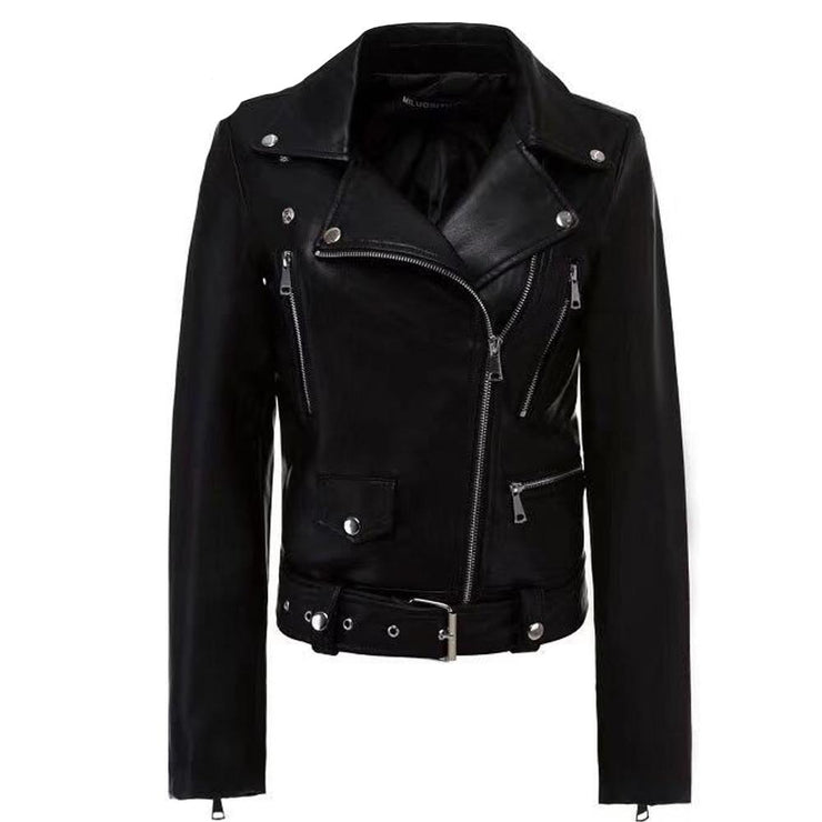 2020 new Women Genuine leather jackets and coat