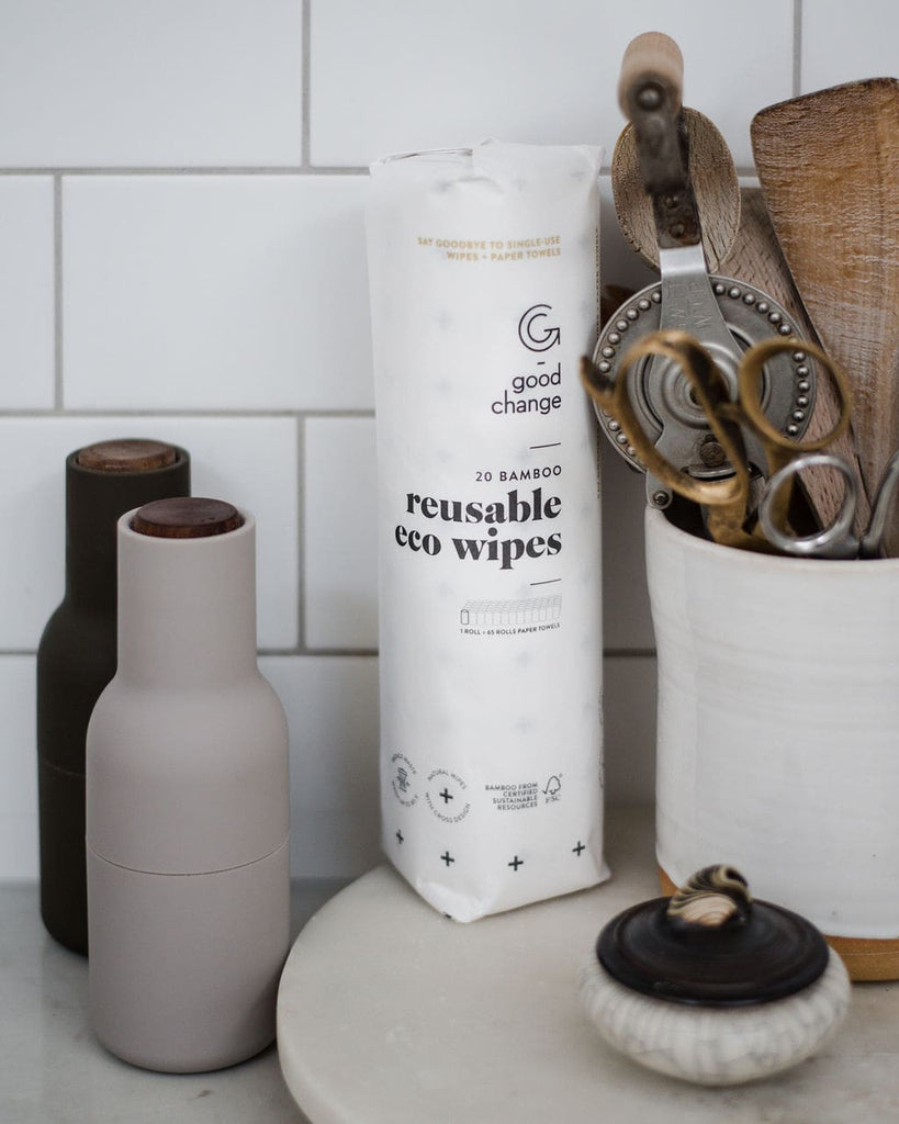 Meet the New Bamboo Reusable Eco Wipe