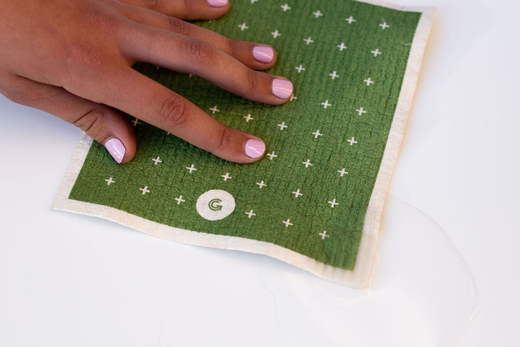 The Eco Cloth Fights Bacteria