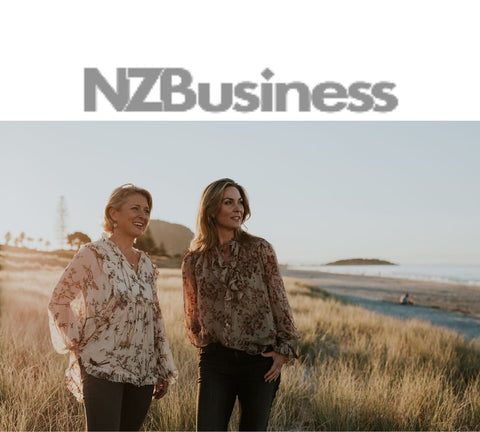 Good Change Store featured in NZ Business