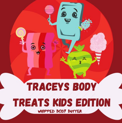 Kids Whipped Body Butter