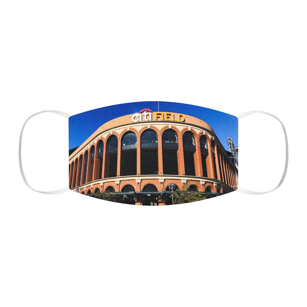 Citi Field Gleaming Snug-Fit Polyester Face Mask