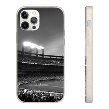 Load image into Gallery viewer, Citi Field Black & White Biodegradable Case