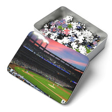 Load image into Gallery viewer, Citi Field Vivid Sunset - 252 Piece Puzzle