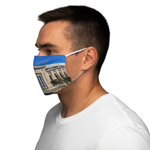 Load image into Gallery viewer, Yankee Stadium Snug-Fit Polyester Face Mask