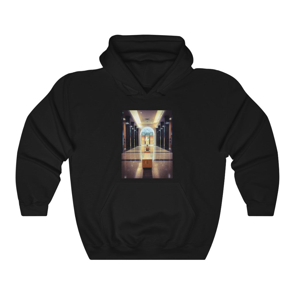 Hall of Fame Gallery - Unisex Heavy Blend™ Hooded Sweatshirt