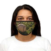 Load image into Gallery viewer, Centerfield Mixed-Fabric Face Mask