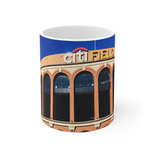 Load image into Gallery viewer, Citi Field Gleaming Mug 11oz