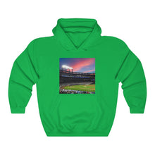 Load image into Gallery viewer, Citi Field Sunset - Unisex Heavy Blend™ Hooded Sweatshirt
