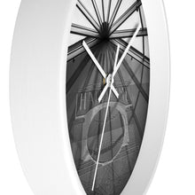 Load image into Gallery viewer, HOF Skylight Reflection Wall clock