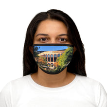 Load image into Gallery viewer, Citi Field Mixed-Fabric Face Mask