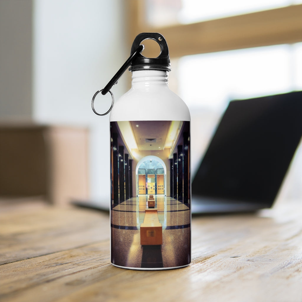 HOF Gallery - Stainless Steel Water Bottle