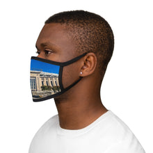 Load image into Gallery viewer, Yankee Stadium Mixed-Fabric Face Mask