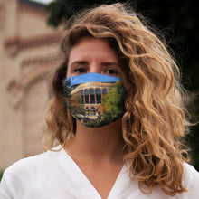 Load image into Gallery viewer, Citi Field Snug-Fit Polyester Face Mask