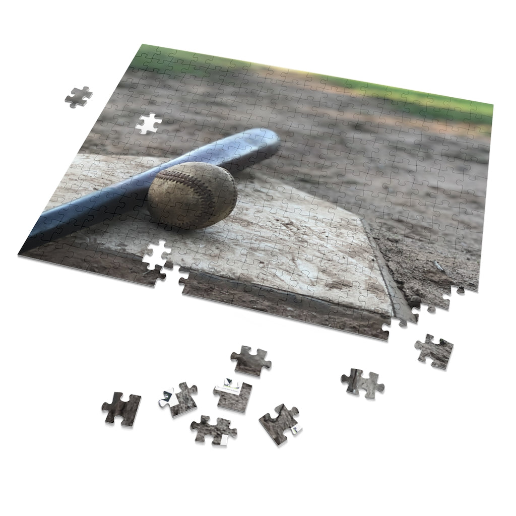 Batter Up! - 252 Piece Puzzle
