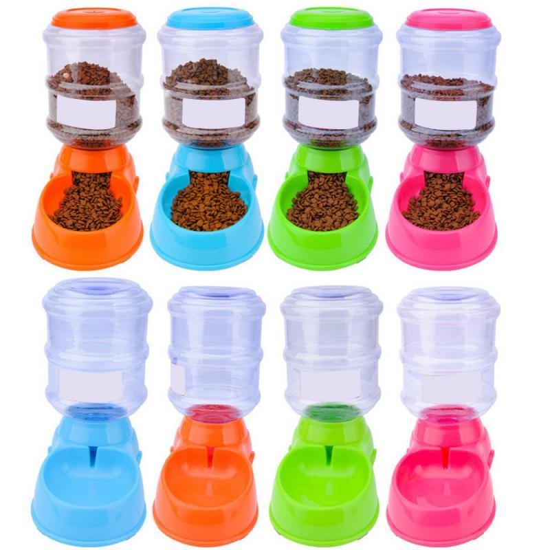 3.5L Automatic Pet Feeder - Junky Pets