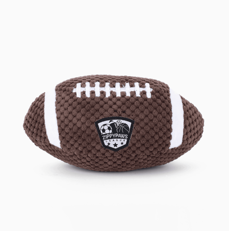 Football Dog Toy - Junky Pets