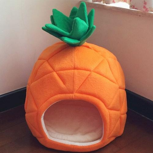 Pineapple Pet Bed - Junky Pets