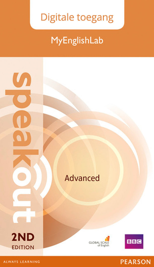 Speakout 2e Advanced MyEnglishLab