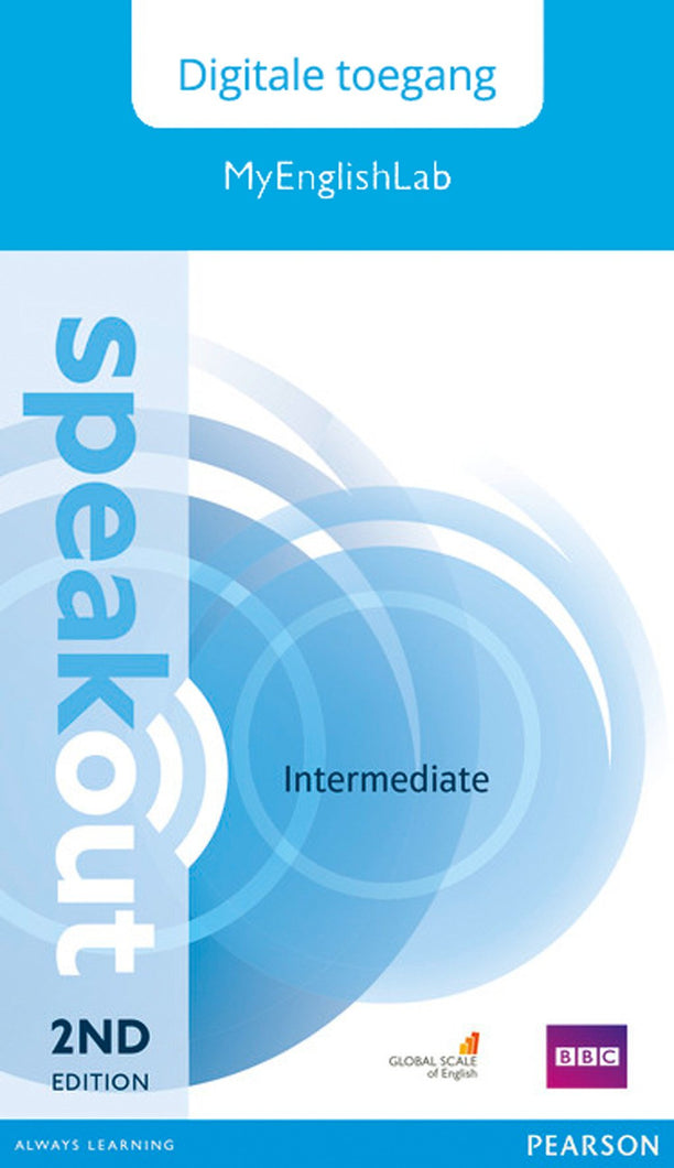 Speakout 2e Intermediate MyEnglishLab
