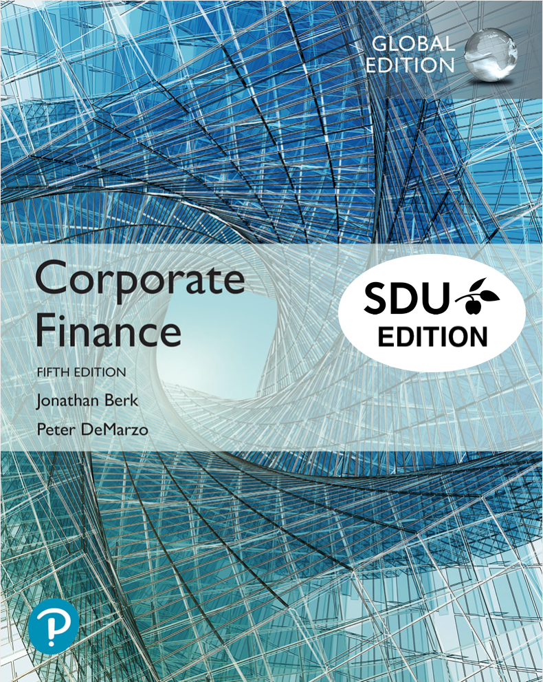 SDU Custom Learn/PLP/Horizon - Corporate Finance