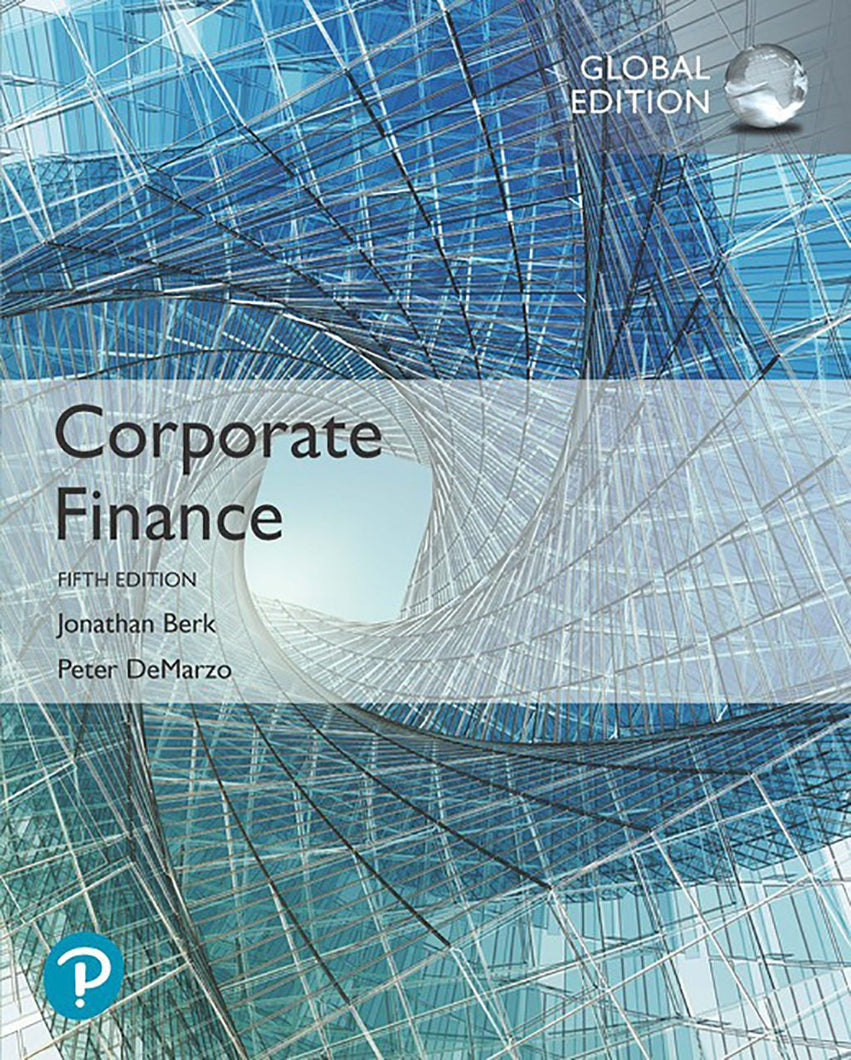 Corporate Finance, Global Edition MyLab Finance, 5th Edition