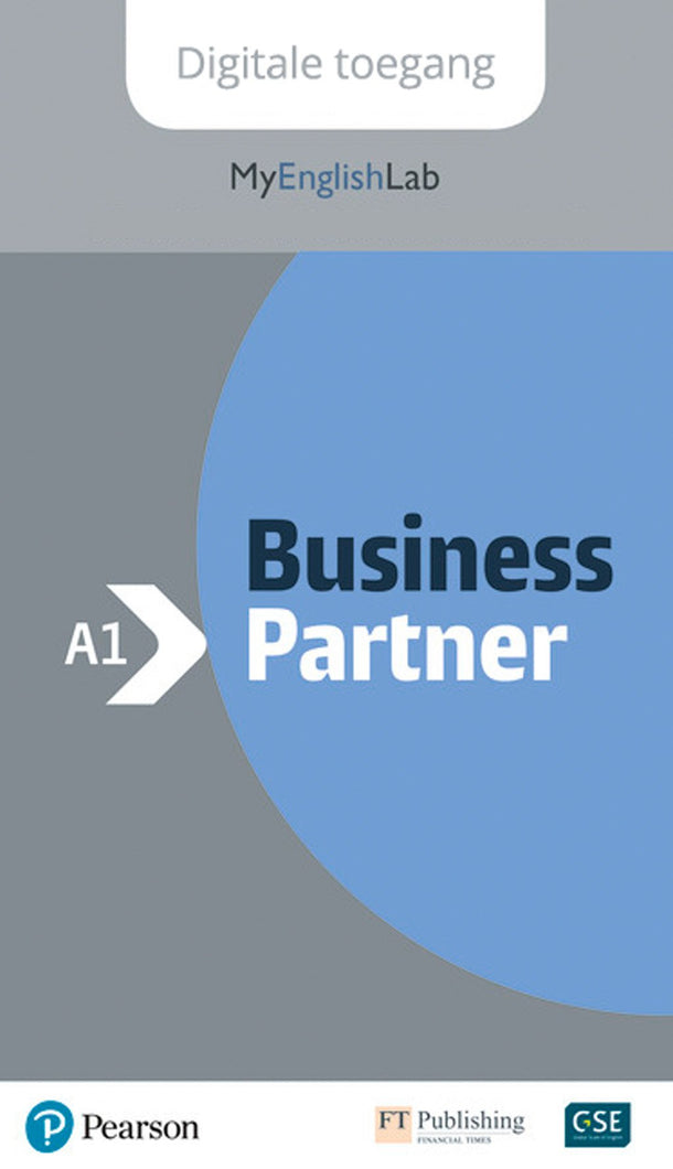 Business Partner A1 MyEnglishLab