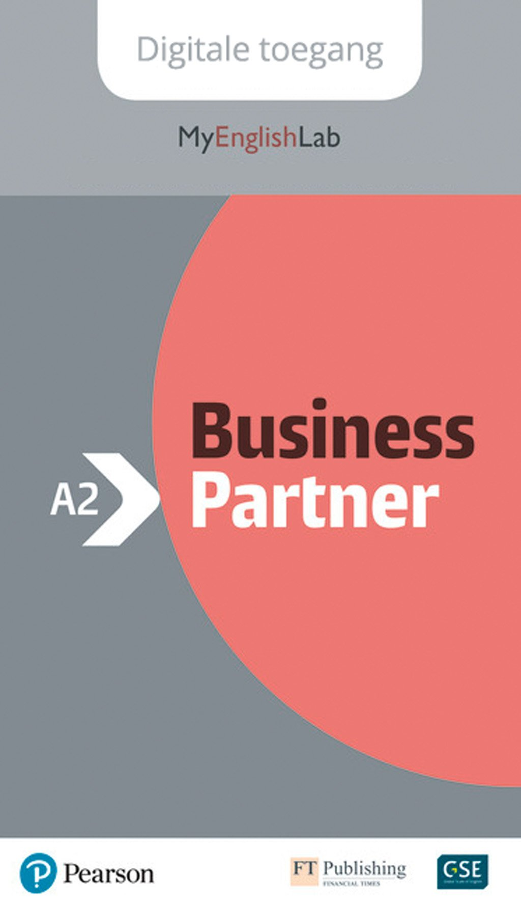 Business Partner A2 MyEnglishLab