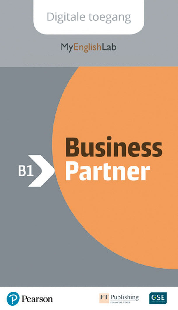 Business Partner B1 MyEnglishLab