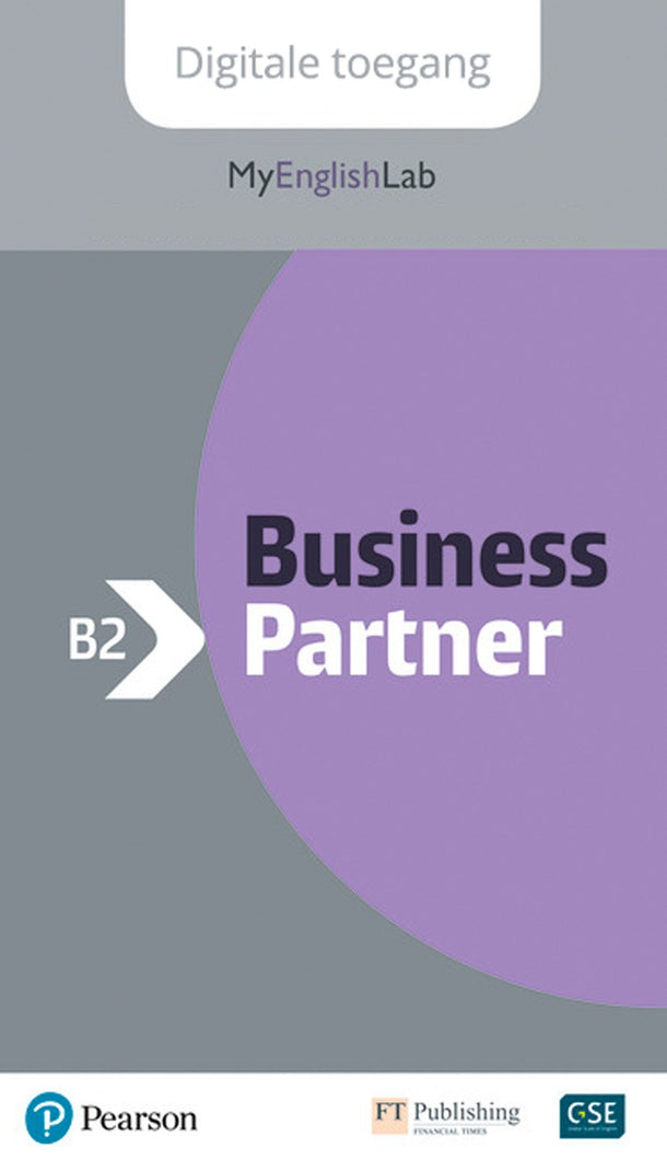 Business Partner B2 MyEnglishLab