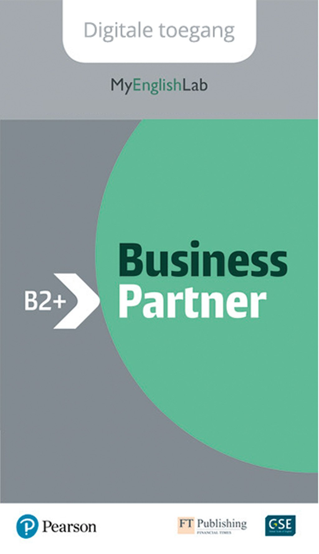 Business Partner B2+ MyEnglishLab